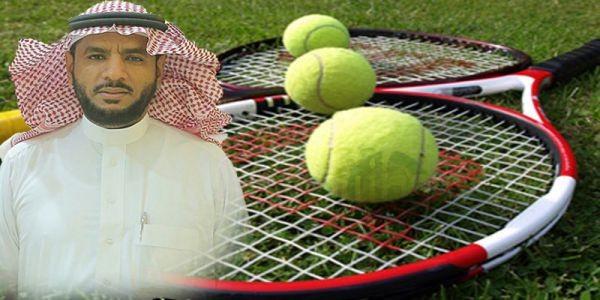 ذوي الاحتياجات الخاصة بالمملكة يتنافسون على بطولة التنس بـ #القصيم