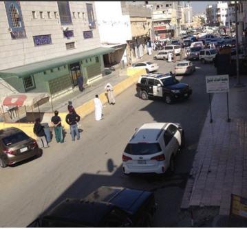 اطلاق نار في هجوم مسلح على سيارة نقل اموال بسيهات القطيف
