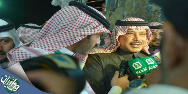 أمير #البحة يزور جناج الباحة في الجنادرية ويدعو لزيارة الجناح