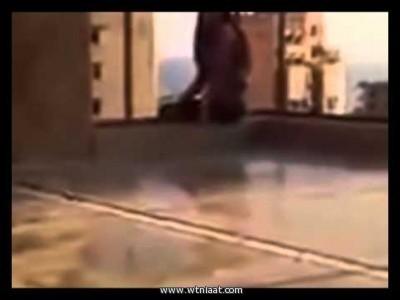 لبناني صور زوجته وهي تنتحر من الطابق الثامن!