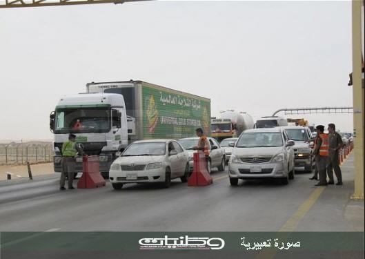 """قوات أمن الطرق بمنطقة #مكة تضبط""""6"""" مركبات مسروقة"""