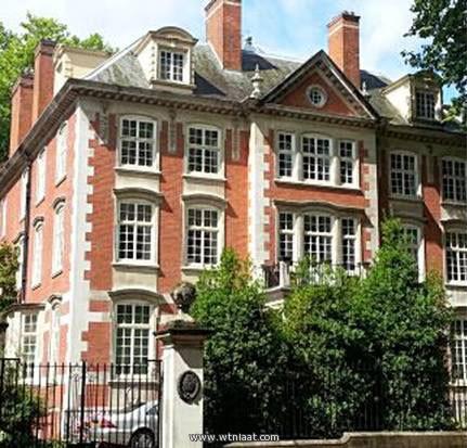 أمير خليجي يعرض منزله في لندن للبيع بمبلغ 154 مليون دولار
