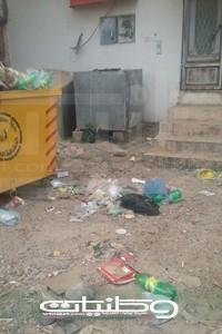 """بالصور """"وطنيات"""" ترصد تكدس النفايات بقرى وادي بقرة"""