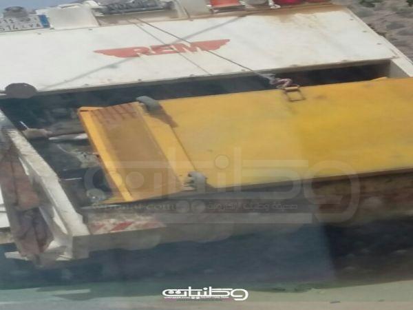 """بلدية بارق ترفع النفايات من وادي بقرة في تجاوباً مع مانشرته """"وطنيات"""""""