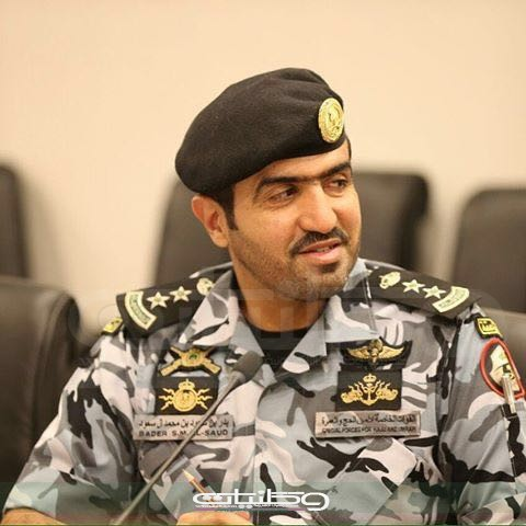 العقيد مظلي بدر بن سعود آل سعود مساعدا لقائد مدينة تدريب الأمن العام بـ #المدينة_المنورة