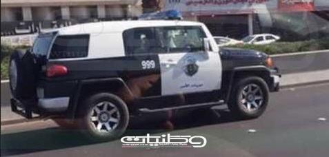 دوريات الأمن بالعاصمة المُقدسة تُطيح عشريني مُتهم بإنتحال صفة رجل أمن