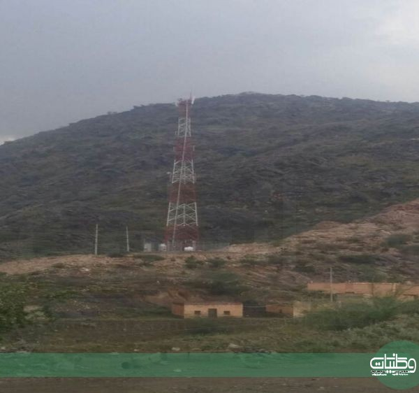 برج إتصالات صامت بقرية المبنى بمحافظة #بارق يُثير استياء الأهالي