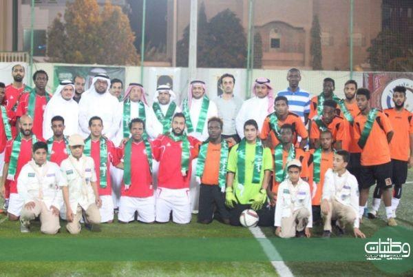 6 آلاف لاعب يشاركون في منافسات مراكز الأحياء التاسعة لكرة القدم #بجدة