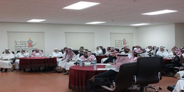 أكثر من 50 مشارك من الجهات غير الربحية بمنطقة المدينة المنورة في اليوم الأول من ورش العمل التخصصية