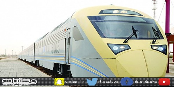 إصابة (18) على متن قطار #الرياض #الدمام بعد انحرافه عن مساره