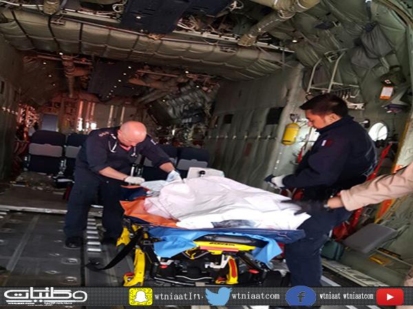 #صحة_الشرقية تُنفذ الإخلاء الطبي لـ3 قطريين اصيبوا في حادثين مُنفصلين