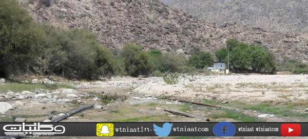 استمرار صمت الجهات المسؤولة في #بارق و#عسير عن توقف شبكة مياه قُرى وادي بقرة