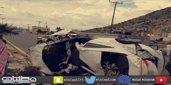 حادث مروري يجدد المطالبة بمركز للهلال الأحمر في #بللسمر