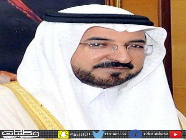 وكيل إمارة #الباحة يُهنئ سمو الأمير محمد بن سلمان بأختياره ولياً للعهد