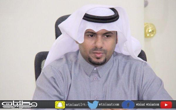 رئيس بلدية #بارق يهنئ القيادة بعيد الفطر المبارك