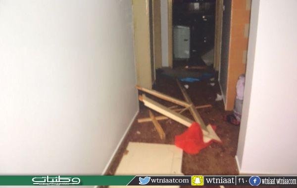 مدني تبوك يباشر حادث تسرب غاز في ملحق سكني بحي المروج