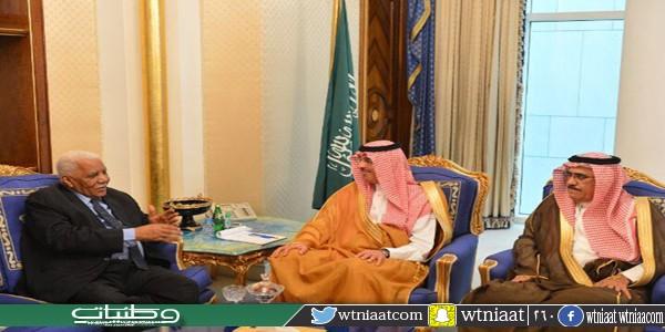 الوزير العواد يلتقي نائب رئيس مجلس الوزراء ووزير الثقافة والإعلام السوداني
