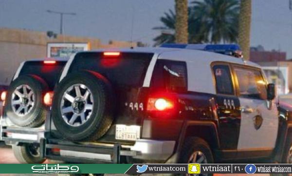 دوريات الأمن في #بريدة توقع بمواطن مُتهم بالسلبٍ وإحتيال
