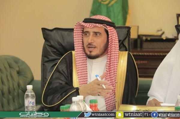 البناوي يرأس إجتماع المجلس البلدي في #بارق في جلسته23