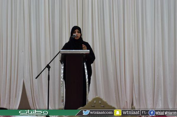 فعاليات التوعية بسرطان الثدي في #محايل والعشماوي توصي بالفحص المُبكر