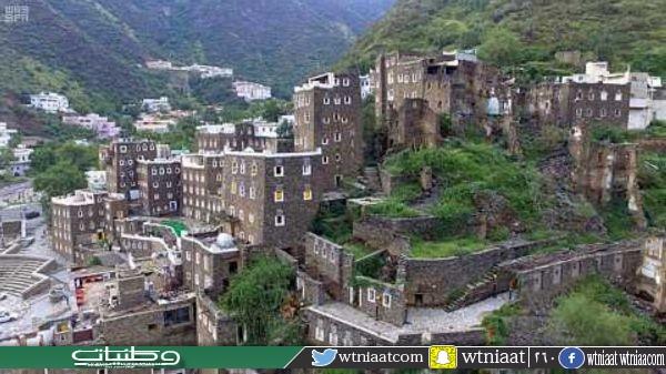 قرية رجال ألمع التراثية مُرشح للتسجيل في قائمة التراث العالمي