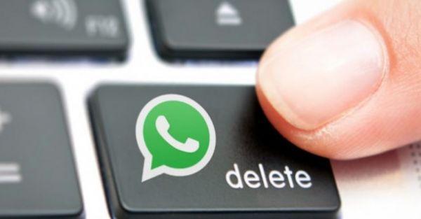 """تطبيق """"وتساب"""" يُمنح فرصة أطول لحذف الرسائل"""