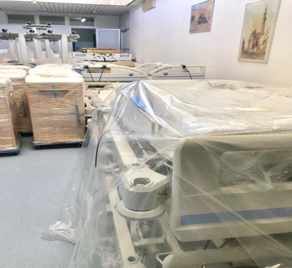 #صحة_عسير تدعم مستشفى #النماص بأجهزة طبية حديثة