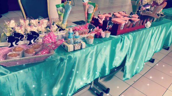 في شراكة مُجتمعية مدرسة بنات آل حديلة تُطلق بازارا الأسر المنتجة