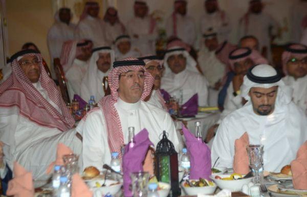 فطور رمضاني للصحفيين العرب على شرف وزارة الثقافة والإعلام في #جدة