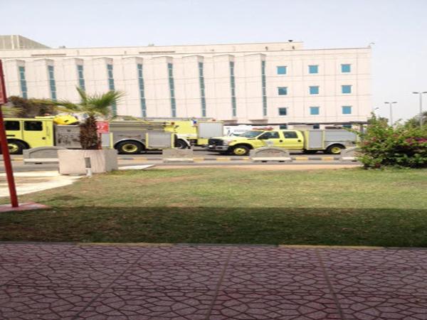 مستشفى القوات المسلحة في #جدة يكشف حقيقة مقاطع فيديو تصاعد الأدخنة