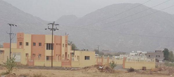 #بارق :مركز صحي شمال ثلوث المنظر بلا سيارة اسعاف والأهالي نعتمد على مركباتنا الخاصة