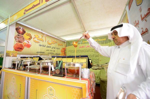 25 عارضا يشاركون بمهرجان العسل في #أبها