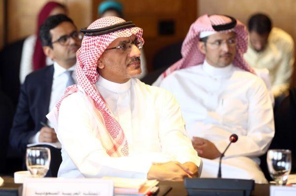 """الدكتور""""القاسم"""" يترأس وفد الهلال الأحمر المُشارك في الاجتماع الحادي عشر للخبراء الحكوميين العرب"""