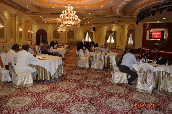 #صحة_الباحة تُنهي تدريب (102)من أطباء وطبيبات مراكز الرعاية الصحية في المنطقة