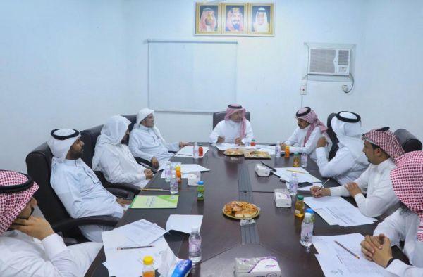 مجلس لجنة التنمية الاجتماعية الجديد في #محايل يعقد الإجتماع التحضيري الأول