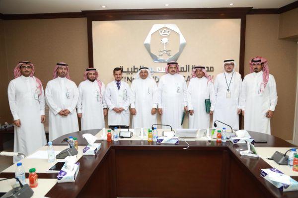 مؤسسة الأمير محمد بن فهد تبرم اتفاقيتين للتخفيف عن أطفال مرضى السرطان