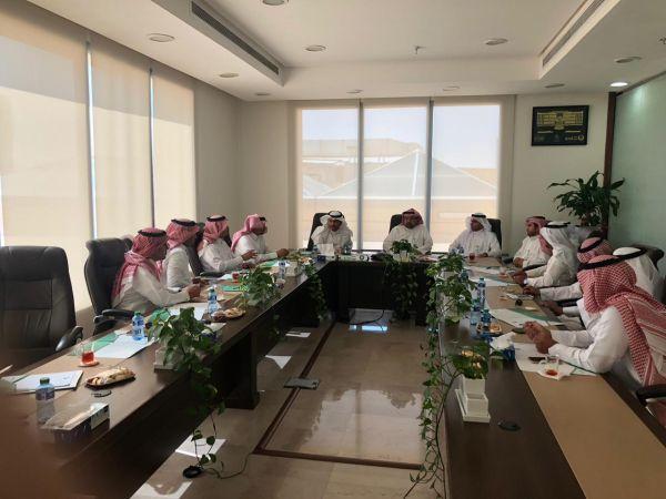 """تعاون مشترك لتبادل الخبرات و التجارب البلدية بين أمانتي """"عسير"""" و """"الرياض"""""""