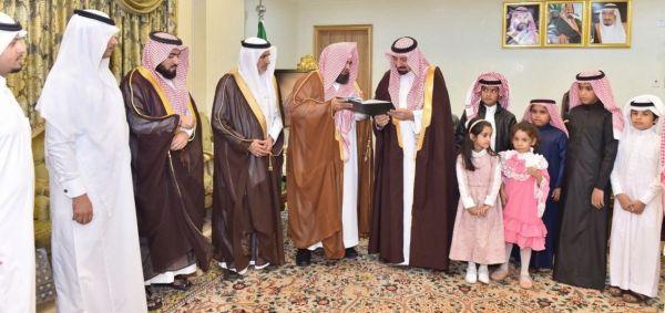 """أمير #نجران يستعرض الخطة التنفيذية المستقبلية لجمعية """"رفقاء"""""""