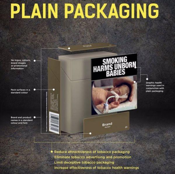 تغليف غير جاذب لعلب السجائر يدفع بمُنظمة الصحة العالمية لتشكر وزارة الصحة السعودية