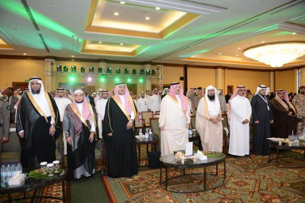 أمير عسير يرعى حفل افتتاح مؤتمر الإعلام والأزمات لـ15دولة مشاركة