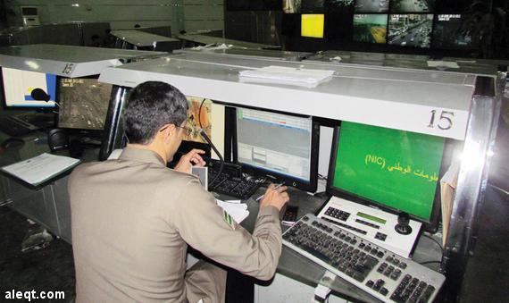تداخل الخطوط يعيق تمرير البلاغات للدفاع المدني والشرطة في #بارق