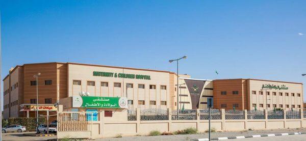 أكثر من 350 خدمة يقدمها مركز خدمات التعاون الصحي والطب الوقائي بحفر الباطن
