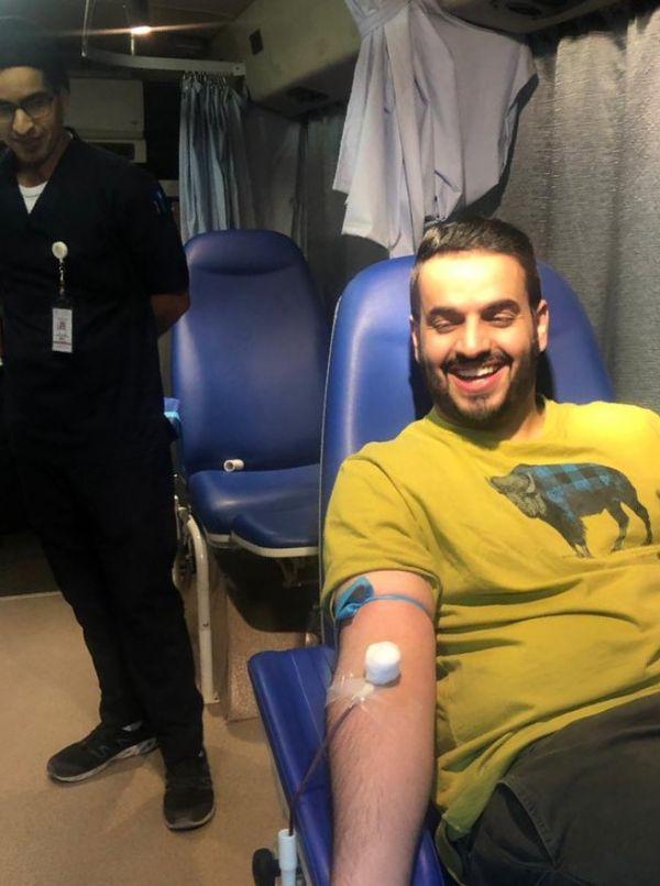 #صحة_القصيم تدعم مستشفيات المشاعر المقدسة بـ 211 وحدة دم