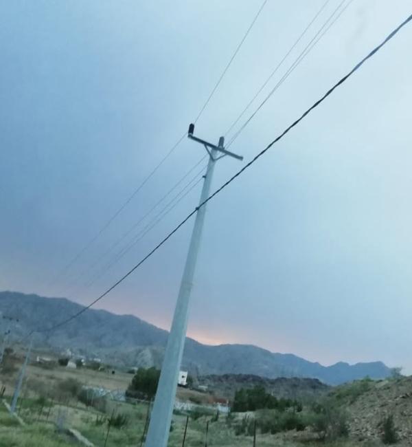 """عودة التيار الكهربائي لقُرى ثلوث المنظر و """"وطنيات"""" تكشف اسباب الإنقطاع"""