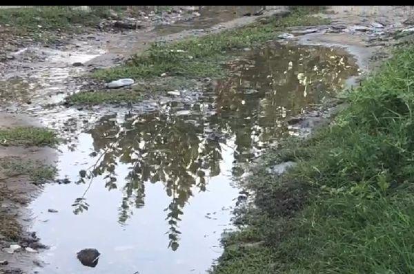 #بارق :هدر مياه شبكة قرى وادي الخير يثير إستياء الأهالي ومطالبات بمحاسبة المتسبب