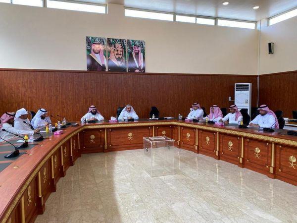 مصهف عسيري للمرة الثانية رئيساً لبلدي بحر أبوسكينة وأحمد عامر نائباً لهُ