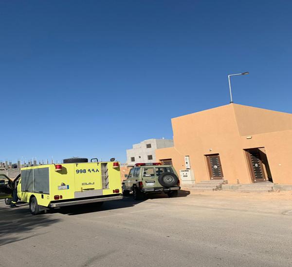 مدني بريدة يُباشر حادث إختناق 6 أشخاص بسبب التدفئة بحي النهظة