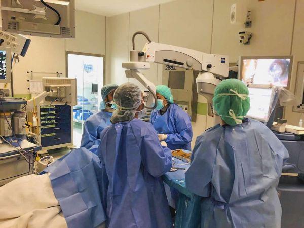 أكثر من 11 ألف عملية جراحية أجراها مستشفى بريدة المركزي العام الماضي