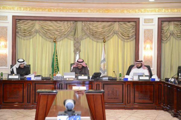 مجلس #جامعة_الملك_ خالد الـ 6 يعيد هيكلة كليات العلوم والآداب