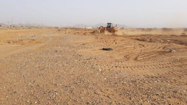 استعادة 100ألف م2 من الأراضي الاستثمارية بخبت آل حجري شمال #بارق